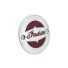 Pinnacle Primary Cover - Indian Motorcycle® Red - Image 1 of 2