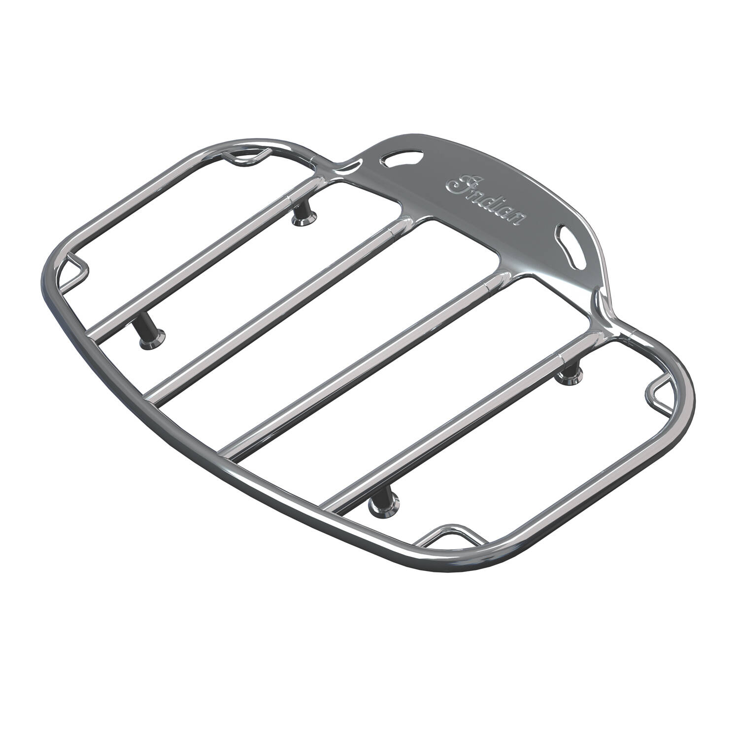 Pinnacle Trunk Rack - Chrome