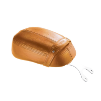 Genuine Leather Passenger Seat - Desert Tan