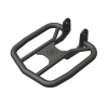 Sissy Bar Luggage Rack - Titanium - Image 1 of 3