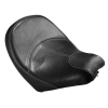 All-Weather Vinyl Extended Reach Rider Seat, Black - Image 1 of 3