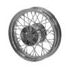 Rear Laced Wheel - Chrome - Image 1 de 3