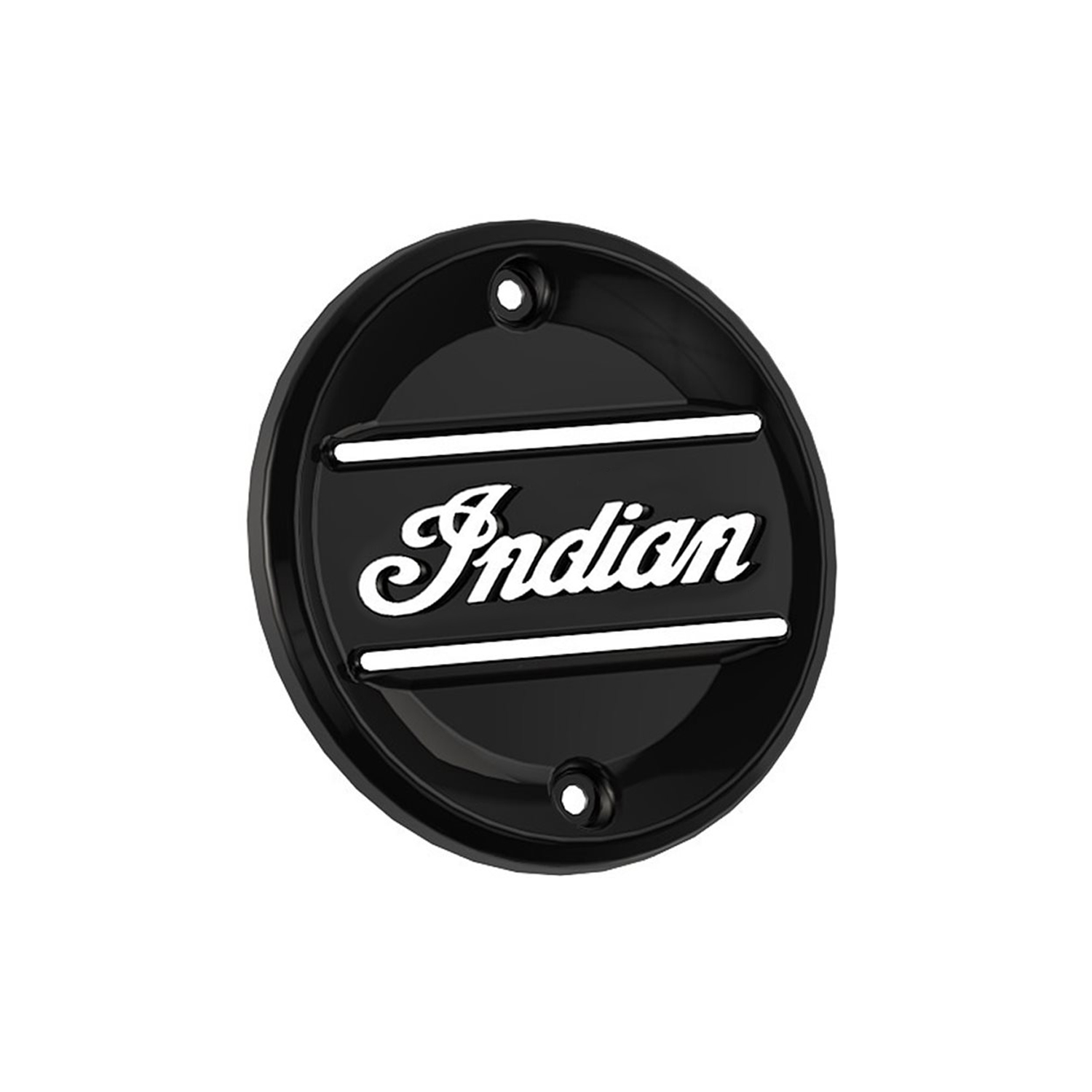 Primary Engine Cover - Black