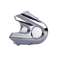 Belt Pulley Cover - Chrome