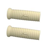 Heated Handlebar Grips - Ivory