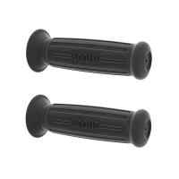 Oversized Handlebar Grips - Black