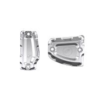 Billet Aluminum Master Cylinder Cover Set
