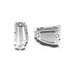 Billet Master Cylinder Covers - Chrome - Image 1 de 1