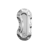 Billet Front Caliper Cover - Chrome