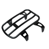 Solo Luggage Rack - Gloss Black - Image 1 of 6