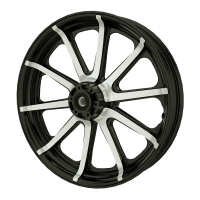 "19"" 10-Spoke Front Wheel - Contrast Cut"