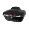 Quick-Release Lockable Trunk with Taillight, Thunder Black - Image 1 of 1