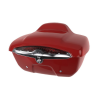 Quick-Release Lockable Trunk with Taillight, Indian Motorcycle® Red - Image 1 of 1