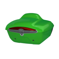 Quick Release Trunk - Dragon Green