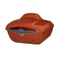Quick Release Trunk - Burnt Orange