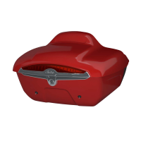 Quick Release Trunk - Ruby Metallic