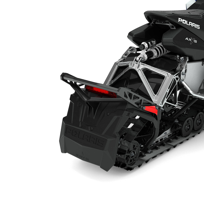 Elite Pro Rear Bumper - Black