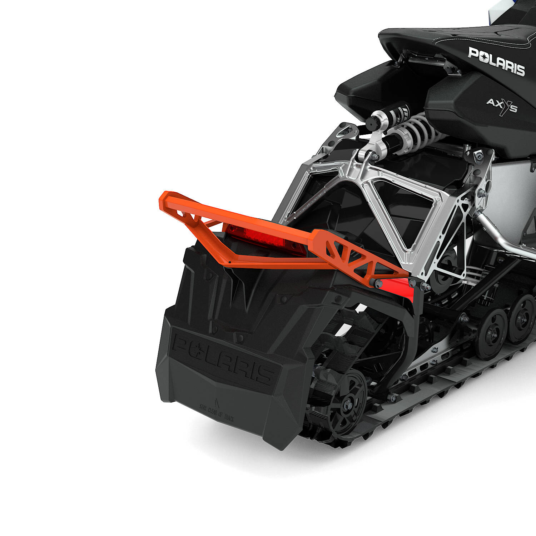 Elite Pro Rear Bumper - Orange