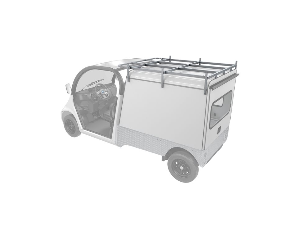 Ladder Rack for L-Box by Polaris® GEM®