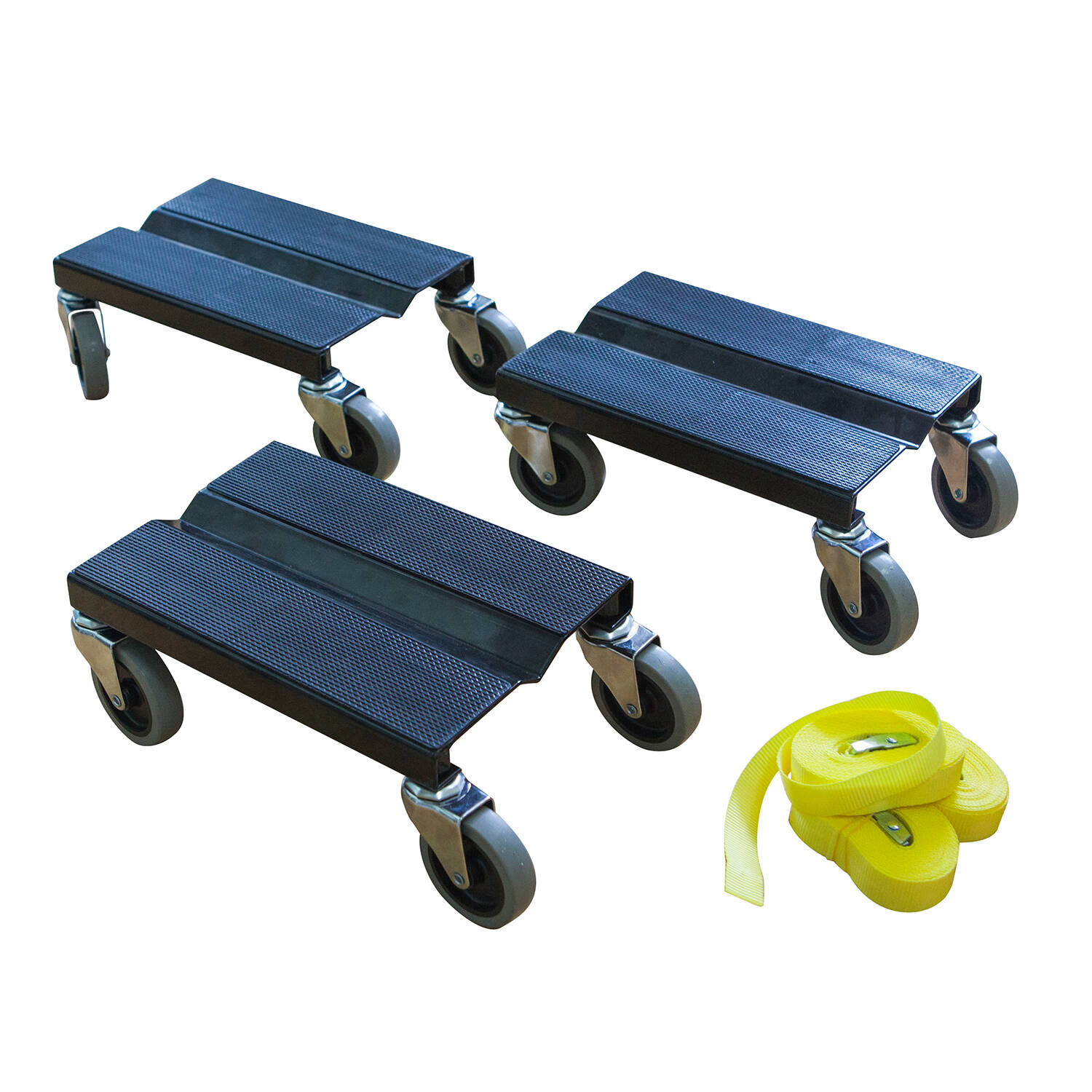 "Snow Dolly 3"" Casters"