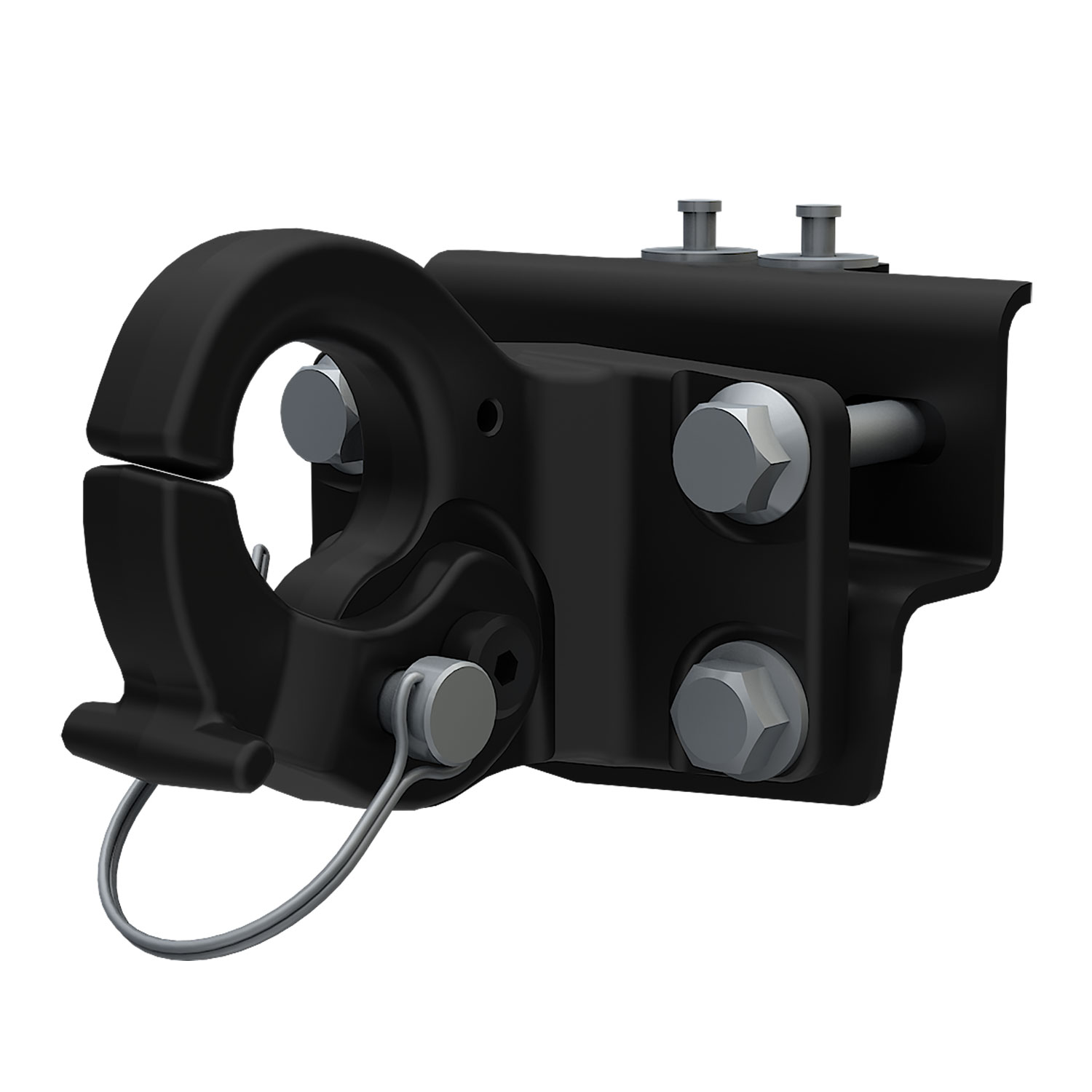 J-Hook Receiver Hitch