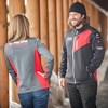 Men's Full-Zip Race Tech Jacket with Polaris® Engineered Logo, Black - Image 3 of 3