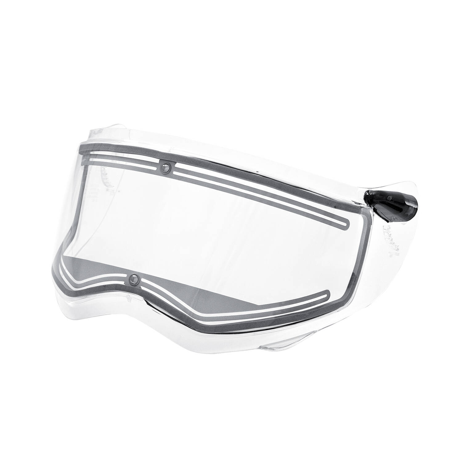 Double Lens Electric Shield for Modular Adult Helmet