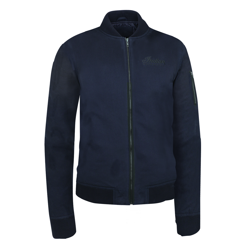 Women's Casual Bomber Jacket, Black