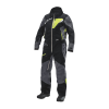Men's TECH54™ Full-Zip Pro Monosuit/One-Piece Snowsuit with Waterproof Breathable Membrane, Black/Lime - Image 2 de 7