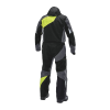 Men's TECH54™ Full-Zip Pro Monosuit/One-Piece Snowsuit with Waterproof Breathable Membrane, Black/Lime - Image 3 de 7