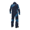 Men's TECH54™ Full-Zip Pro Monosuit/Snowsuit with Waterproof Breathable Membrane, Navy - Image 3 de 9