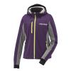 Women's Softshell Jacket with White Polaris® Logo, Purple - Image 1 of 4