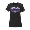 Women's Mountain Graphic T-Shirt with Polaris® Logo, Black - Image 1 of 2