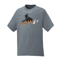 Youth Brap Graphic T-Shirt with Polaris® Logo, Gray