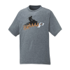 Youth Brap Graphic T-Shirt with Polaris® Logo, Gray - Image 1 of 1