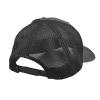 Men's Adjustable Mesh Snapback Hat with Polaris® Snow Patch, Gray/Black - Image 2 de 2