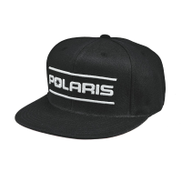 Men's Dash Snapback Hat with Polaris® Logo
