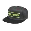 Men's Dash Snapback Hat with Lime Polaris® Logo, Gray - Image 1 de 4