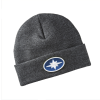Men's Ellipse Beanie with Polaris® Patch, Black - Image 1 of 1