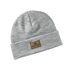 Men's Knit Beanie with Polaris® Patch, Gray - Image 1 of 1