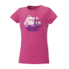 Youth Scenic Graphic T-Shirt with Polaris® Logo, Berry - Image 1 of 2