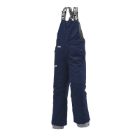 Youth TECH54™ Switchback Bib with Waterproof Breathable Membrane, Navy