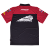 Men's Flat Track Racing T-Shirt, Red  - Image 3 of 3