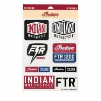 FTR 1200 Sticker Set