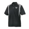 Men's Short Sleeve Polo- Black