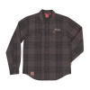 Men's Gray Plaid Shirt by Indian Motorcycle®
