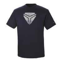 Men's Short-Sleeve Vintage Graphic T-Shirt with Slingshot® Shield