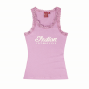 Women's Logo Lace Tank Top, Purple - Image 1 of 2