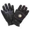 Men's Mesh Warm-Weather Riding Gloves, Black - Image 1 of 1