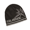 Unisex Knit Northern Star Beanie, Black - Image 1 of 2